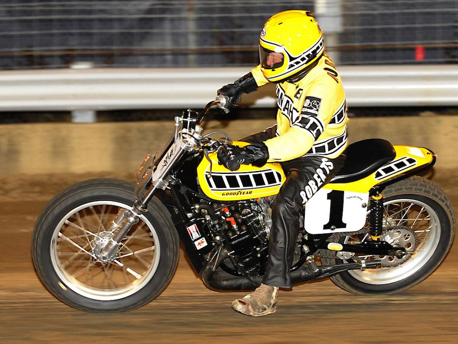 Kenny Roberts Tz Yamaha