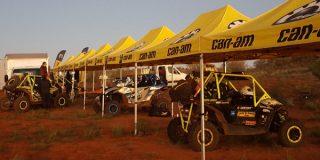 Tattersalls Finke Desert Race.