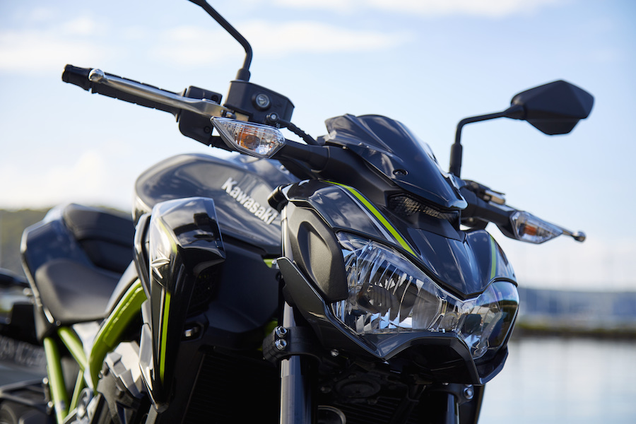That Frame Is A Claimed 135kg According To Kawasaki With The Swingarm Chiming In At Just 39kg This Light And On Road It Translates