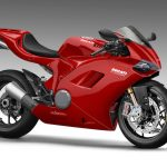 V4 Ducati Superbike looms