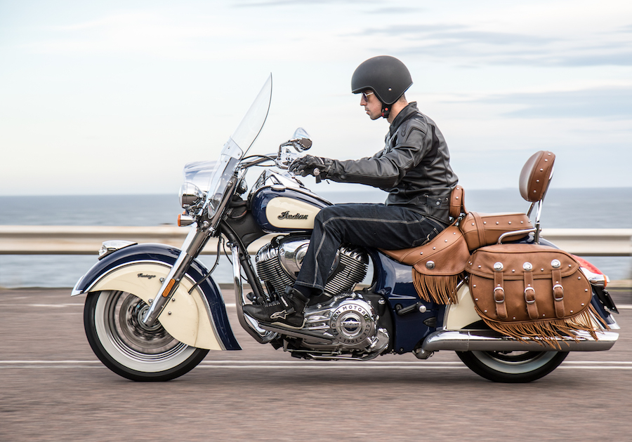 Indian Chief Vintage - Australian Motorcycle News