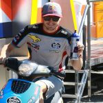 Jack Miller at home and race ready