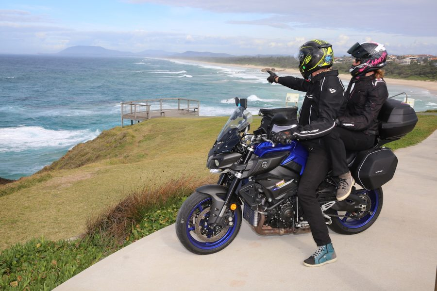 two up time on yamaha mt 10 australian motorcycle news. Black Bedroom Furniture Sets. Home Design Ideas