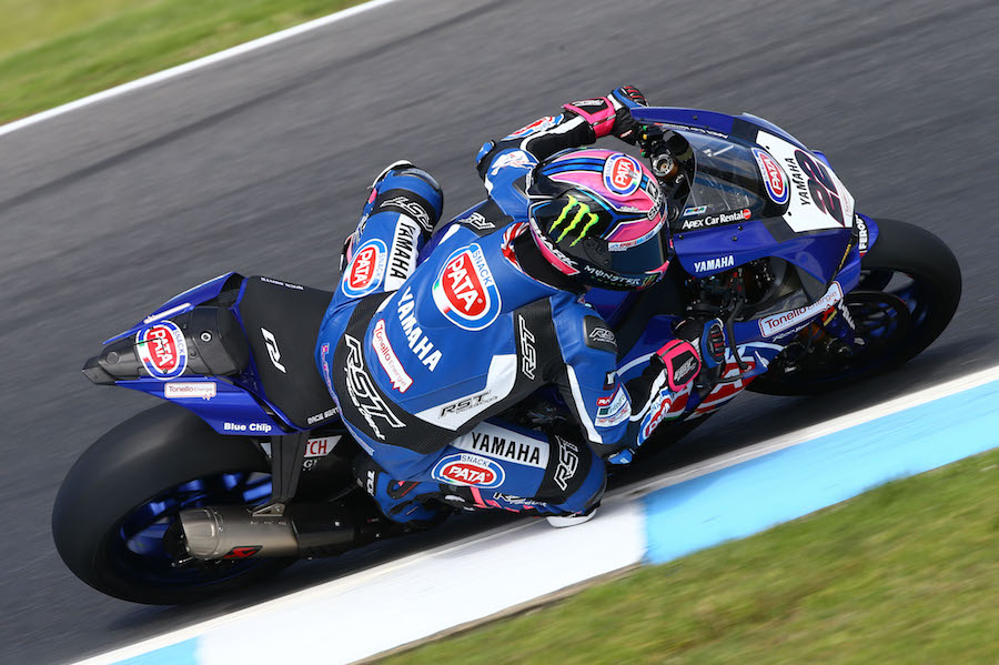 Sam and Alex Lowes interview - Australian Motorcycle News