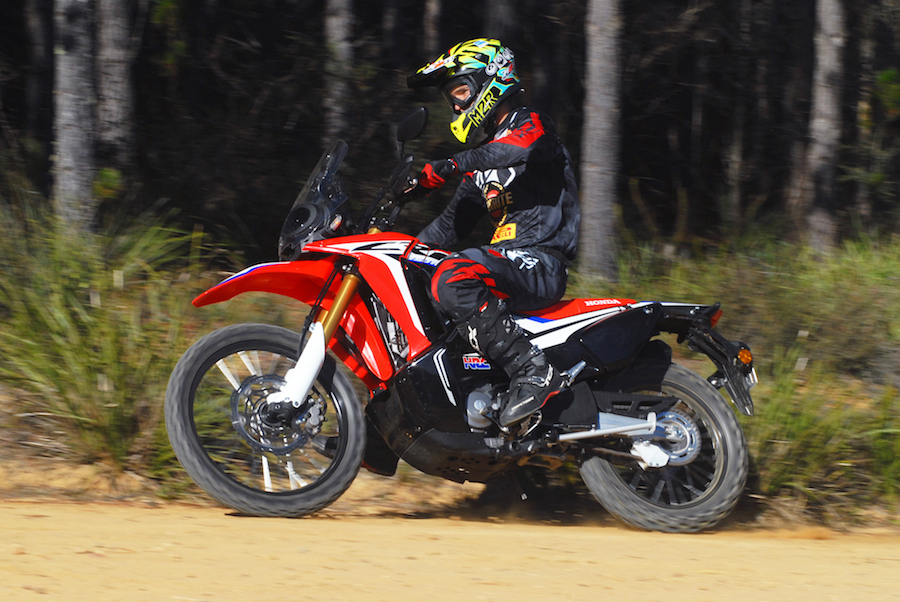 honda crf250 rally australian motorcycle news. Black Bedroom Furniture Sets. Home Design Ideas