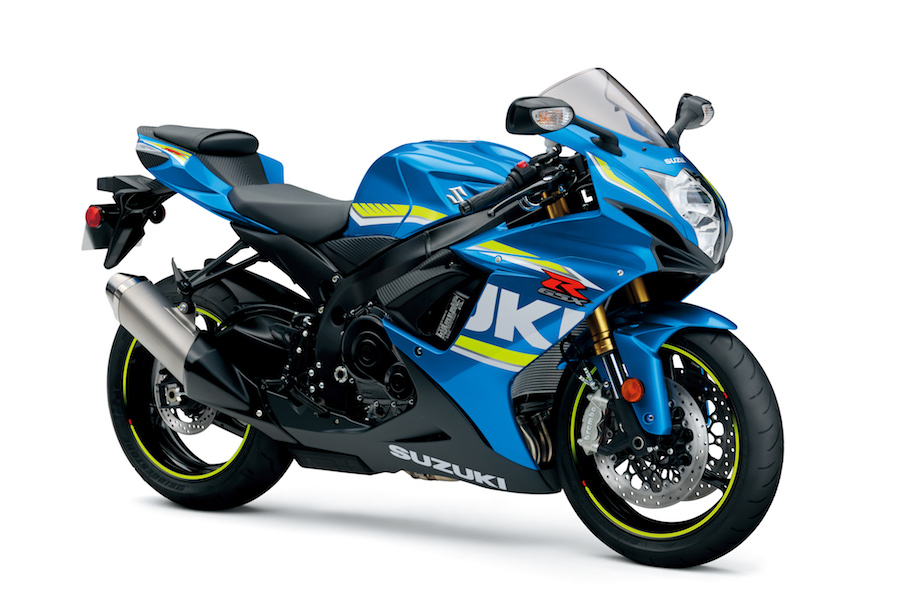 suzuki gsx r600 and 750 unchanged for 2018 australian. Black Bedroom Furniture Sets. Home Design Ideas