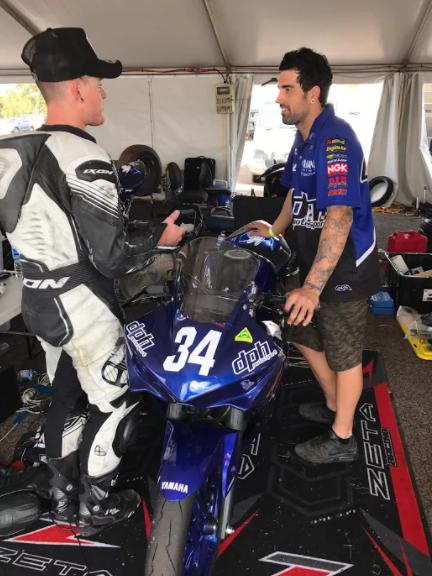 Dph Motorsport Rookie Continues To Progress Australian
