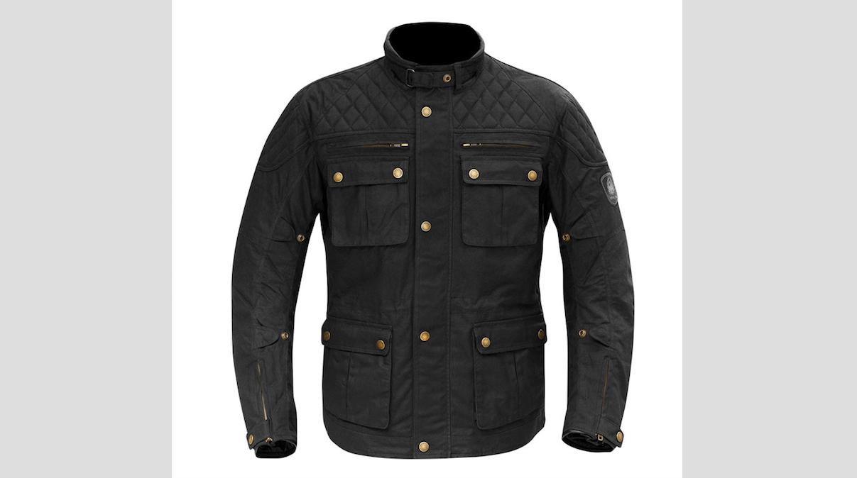 Introducing Merlin Yoxall Waxed Cotton Jacket Australian