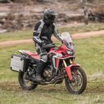 AMCN Adventure Test - Honda Africa twin