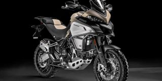Ducati Multistrada 1200 End...