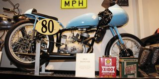 TASMANIAN MOTORCYCLE MUSEUMS