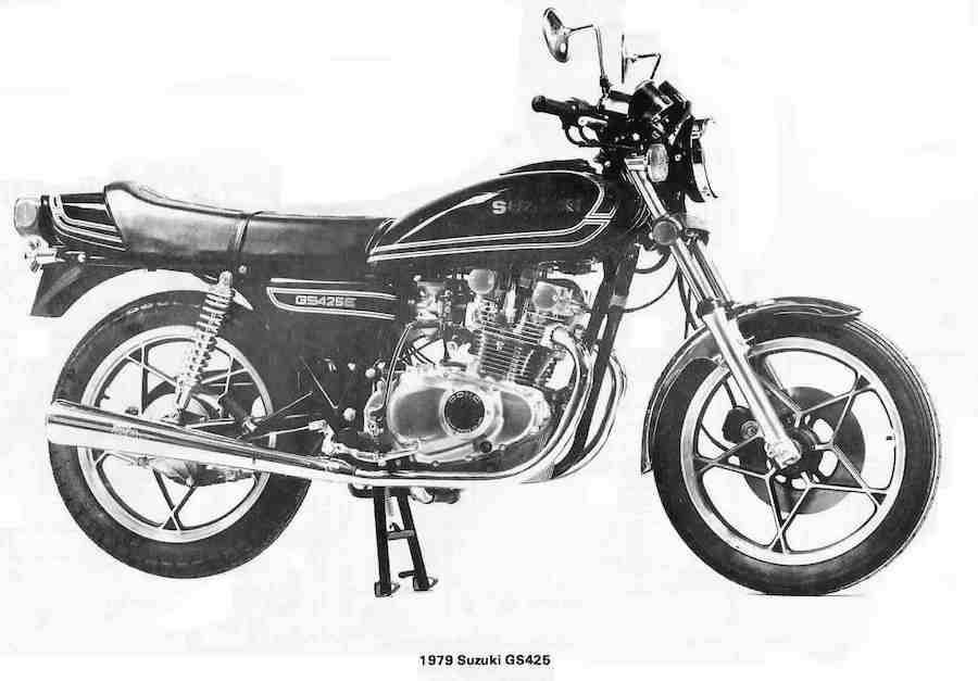 Used Bike SUZUKI GS500 1989-2014 - Australian Motorcycle News