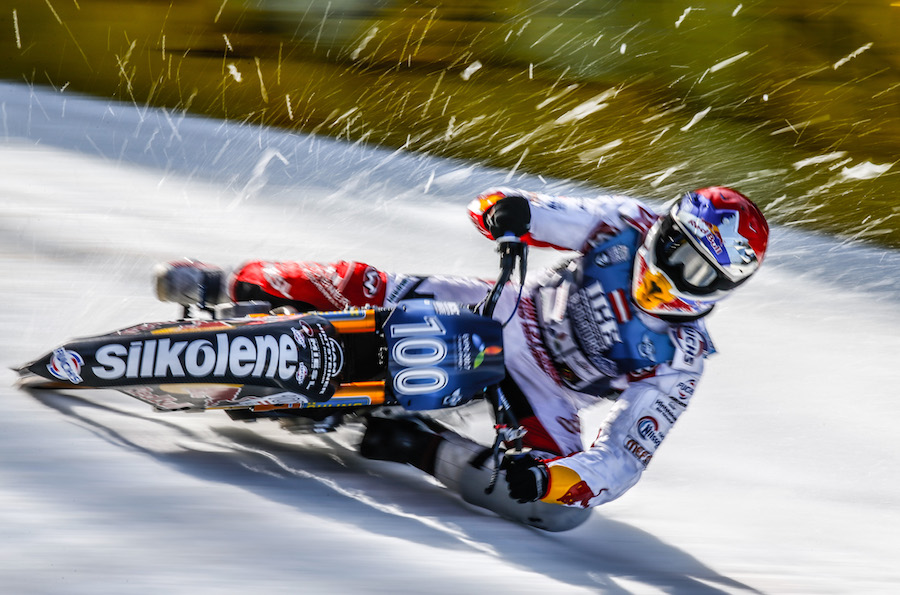 Ice Speedway Racing - Australian Motorcycle News