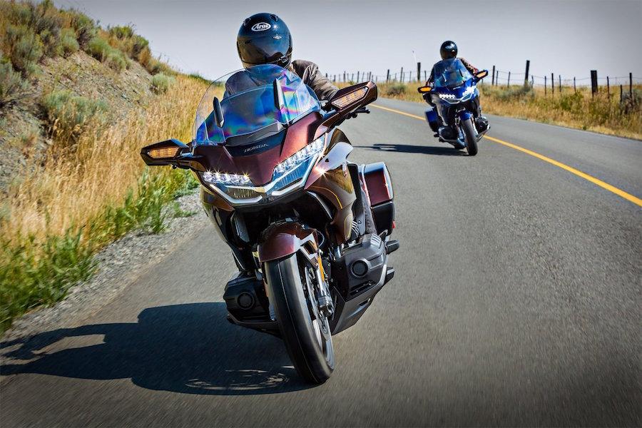 Honda Gold Wing revealed - Australian Motorcycle News