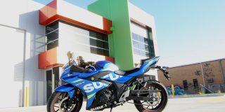 Quick spin – Suzuki G...
