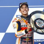 Marc Marquez wins in Phillip island