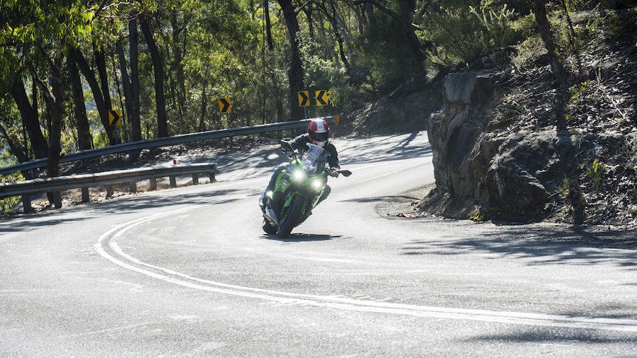 Kawasaki Ninja 1000 Australian Motorcycle News