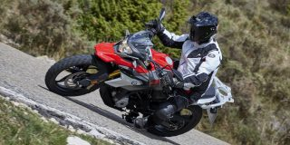 BMW G310GS LAUNCH TEST: Acc...