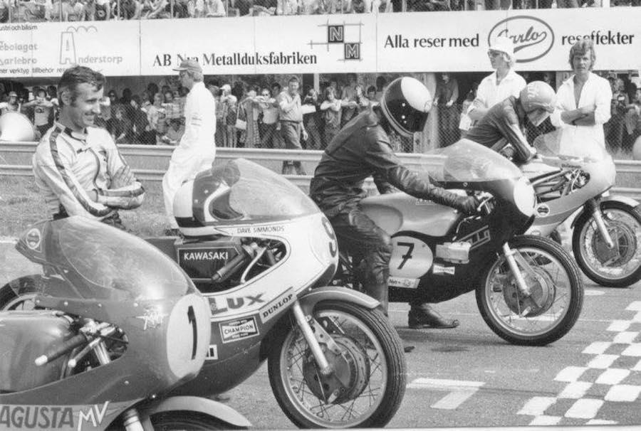 Not Forgotten Dave Simmonds Australian Motorcycle News