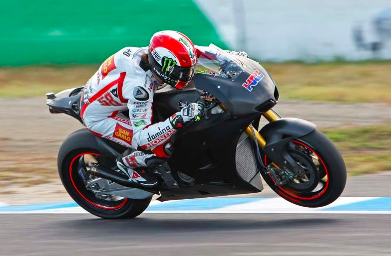 Maxime Berger Passes - Australian Motorcycle News