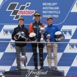 Seth Crump Wins Australian Supersport 300 Race Three
