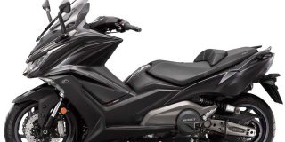 KYMCO Announces New AK550 M...