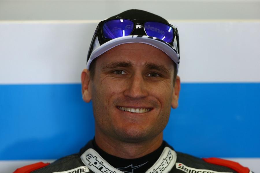 Broc Parkes on MotoGP grid at Phillip Island - Australian Motorcycle News