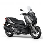 Yamaha welcomes baby T-MAX