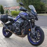 Yamaha MT-10 gets busted