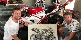 Sydney Motorcycle Show unve...