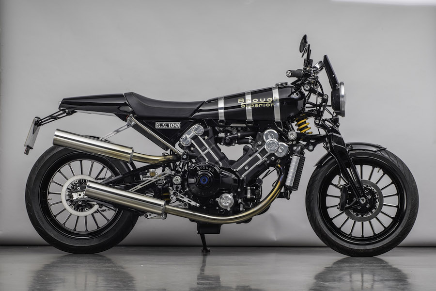 Brough Superior 2018 Onwards And Upwards Australian Motorcycle