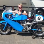 Vee Two Australia joins forces with Hasse Gustafson for 2018 AMCN Phillip Island Classic.