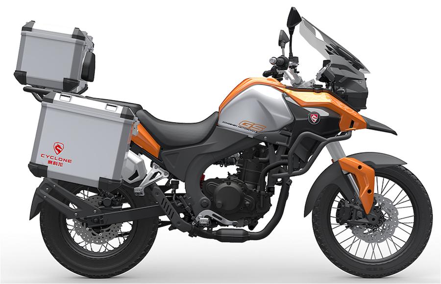 Zongshen's best yet - Australian Motorcycle News