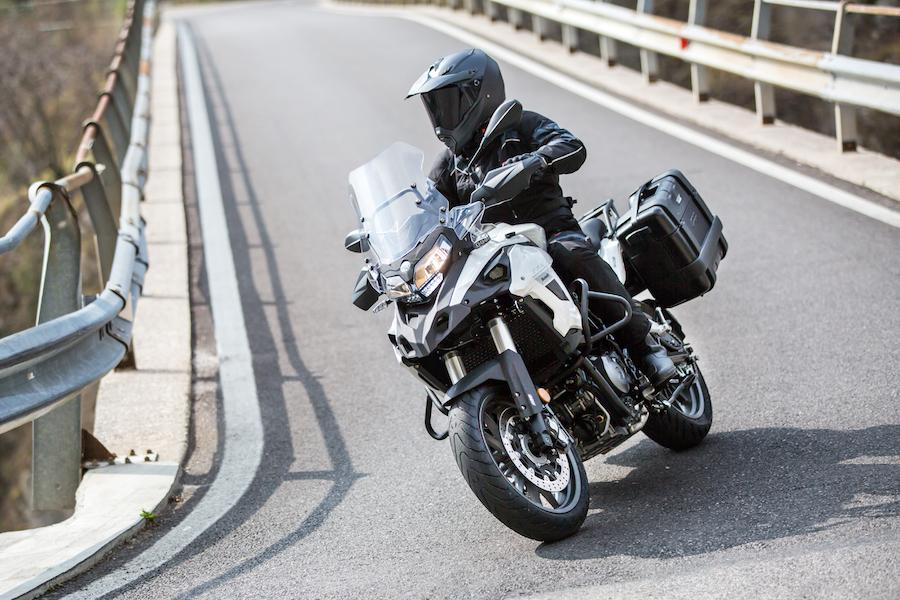 Benelli Trk 502 Has Arrived Australian Motorcycle News