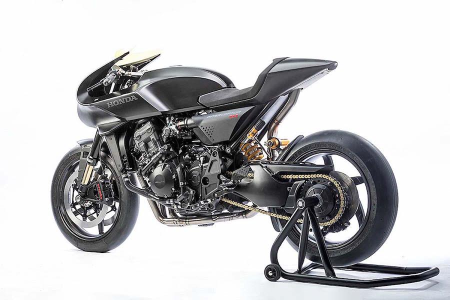 Honda CB4 Interceptor - Australian Motorcycle News