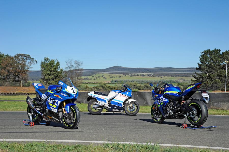 SUZUKI GSX-R1000R   BIKE TESTS   LATEST TESTS - Olivers Motorcycles