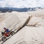 Stage 12 Dakar cancelled due to weather conditions