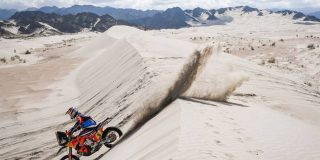 Stage 12 Dakar cancelled du...