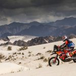 Toby Price wins stage 11 of Dakar Rally