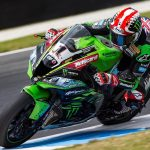 Rea Fastest But Fortunate After Huge Highside