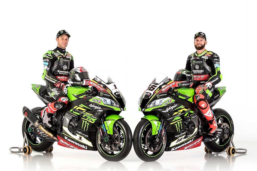 Kawasaki Factory Team Launches From Home - Australian Motorcycle News