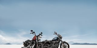 New Harley-Davidson Forty-E...