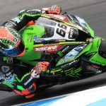 Sykes Escapes After Massive Highside