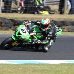 Bryan Staring Leads YMI Superbike Championship after Scintillating Sunday