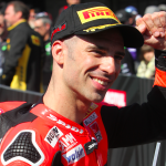 Melandri Doubles Up