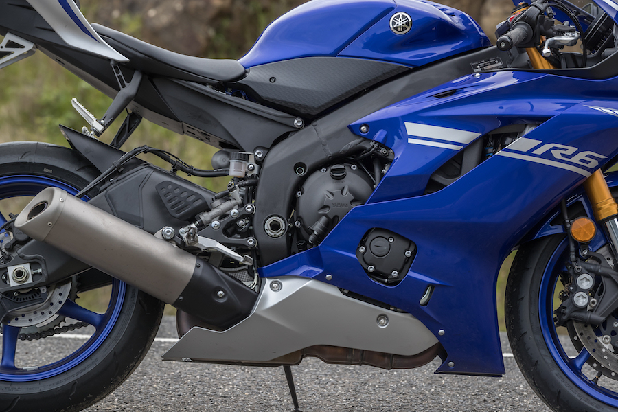 YAMAHA YZF-R6 - Australian Motorcycle News