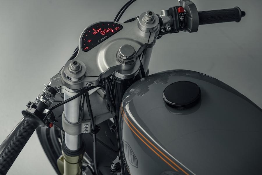 Bmw Garage Amsterdam : Nozem amsterdam bmw r r r australian motorcycle news