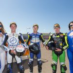 Levy Leaves Wakefield Park with Australian Supersport 300 Overall Win