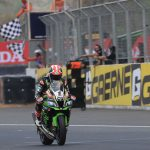 Rea On Top After Busy First Day