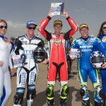 Goulburn's Troy Herfoss Ascends to the Top of YMI Superbike Championship